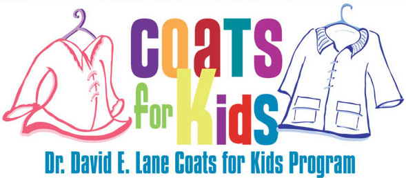 Dr. David E. Lane Coats for Kids Program